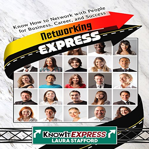 Networking Express audiobook cover art