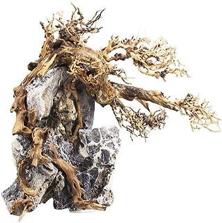 """Lifegard Aquatics 12"""" Serpentine Bonsai Serpentine Tree, Small 12"""" Tall"""