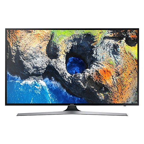 Samsung UE55MU6120 55-Inch Smart Ultra HD TV Black