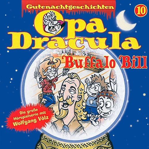 Opa Dracula 10: Buffalo Bill  By  cover art