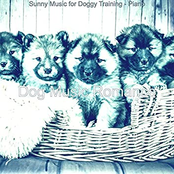Sunny Music for Doggy Training - Piano