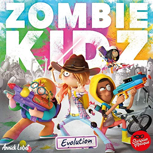 Scorpion Masque- Zombie Kidz 9070110