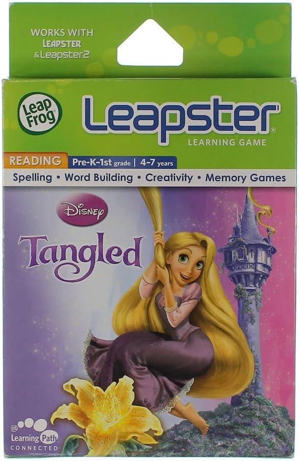 LeapFrog Leapster Learning Regular dealer Tangled Selling and selling Game: