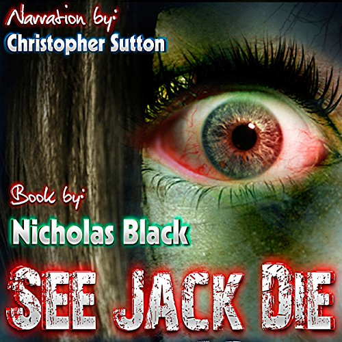 See Jack Die: Paranormal Romance audiobook cover art