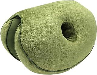 Acusoft Orthopedic Dual Cushion -Lift Hips Up Seat Cushion -Folded Home Office Dual Comfort Cushion for Pressure Relief Fi...