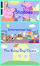 Storybook Collection: Shadows, International Day and The Rainy Day Game - Great Picture Book For Kids