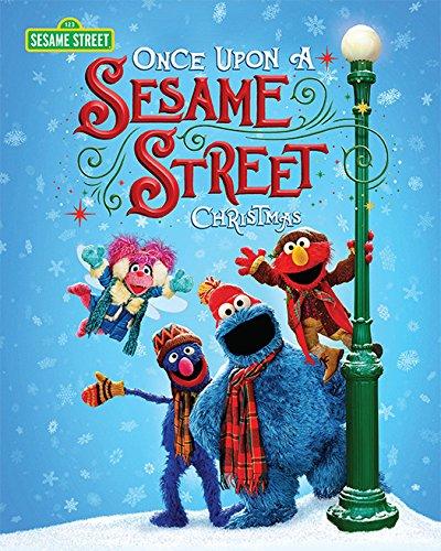 Once Upon a Sesame Street Christmas (Sesame Street) (English Edition)