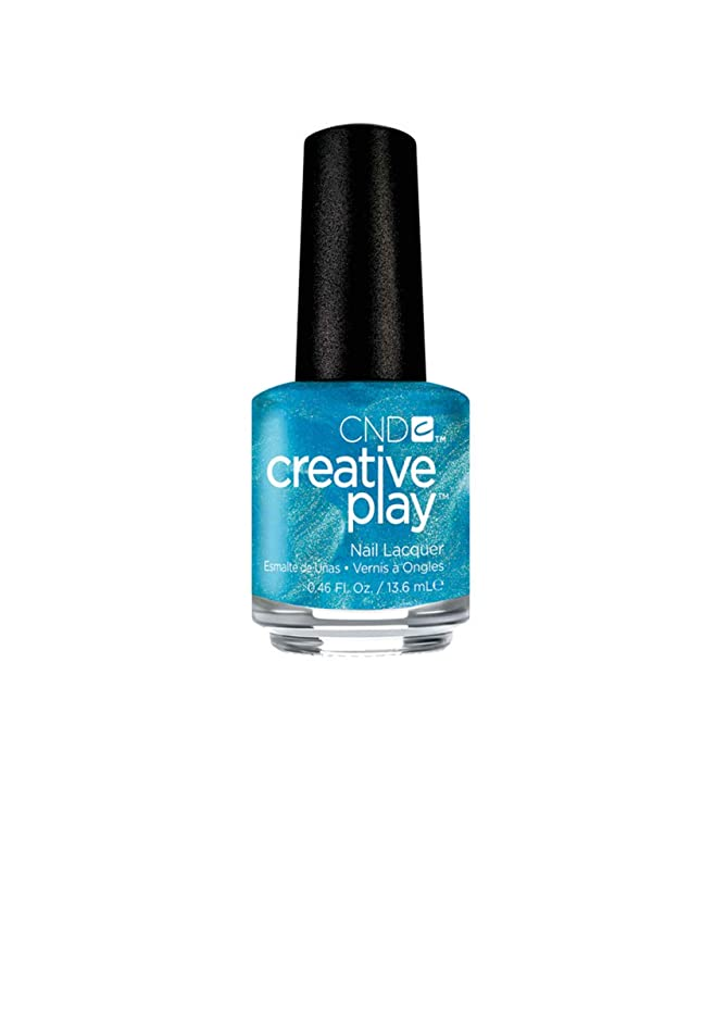 浴室海軍ビスケットCND Creative Play Lacquer - Ship-Notized - 0.46oz / 13.6ml