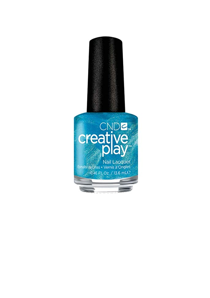 争い作り上げるマニフェストCND Creative Play Lacquer - Ship-Notized - 0.46oz / 13.6ml