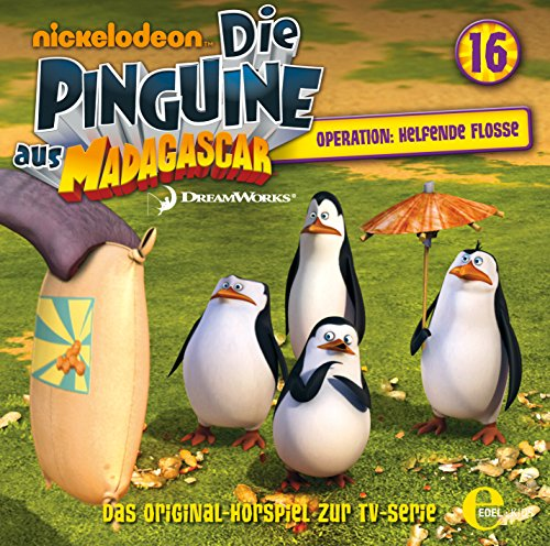 Die Pinguine aus Madagascar - Folge 16: Helfende Flosse