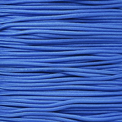 West Coast Paracord Tactical 5-Strand Nylon Core 275-LB Tensile Strength - 3/32 Inch (2.38mm) Paracord Rope (Colonial Blue, 100 Feet)