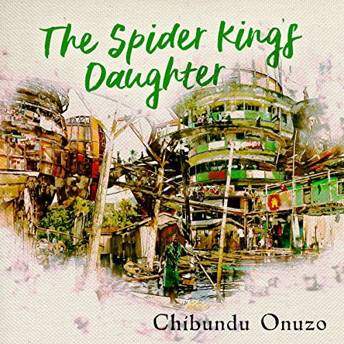 The Spider King's Daughter cover art