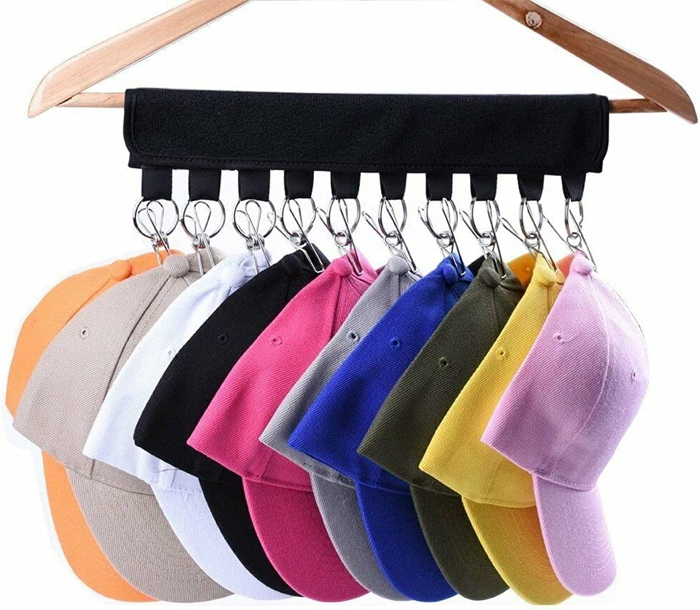 GXK Complete Free Shipping Baseball Cap Closet Rack Holder Hat Organizer Stor Home Free shipping anywhere in the nation
