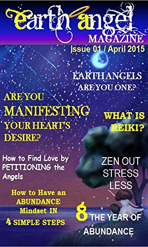 Earth Angel Magazine: Issue 1 (English Edition)