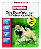 <span class='highlight'>Beaphar</span> <span class='highlight'>One</span> <span class='highlight'>Dose</span> <span class='highlight'>Wormer</span> Small Dogs <span class='highlight'>Puppies</span> 3 Tab