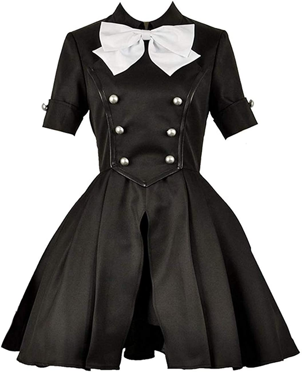 LYLAS Jacksonville Mall Black Dress Outfit Trust Costume Suit Cosplay Halloween