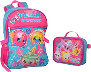 Best shopkins backpack lunchbox Reviews