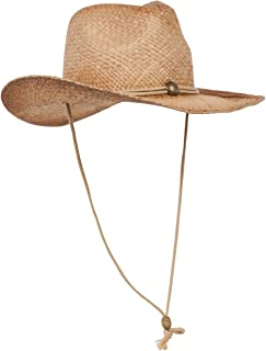 MG Outback Tea Stained Raffia Straw Hat