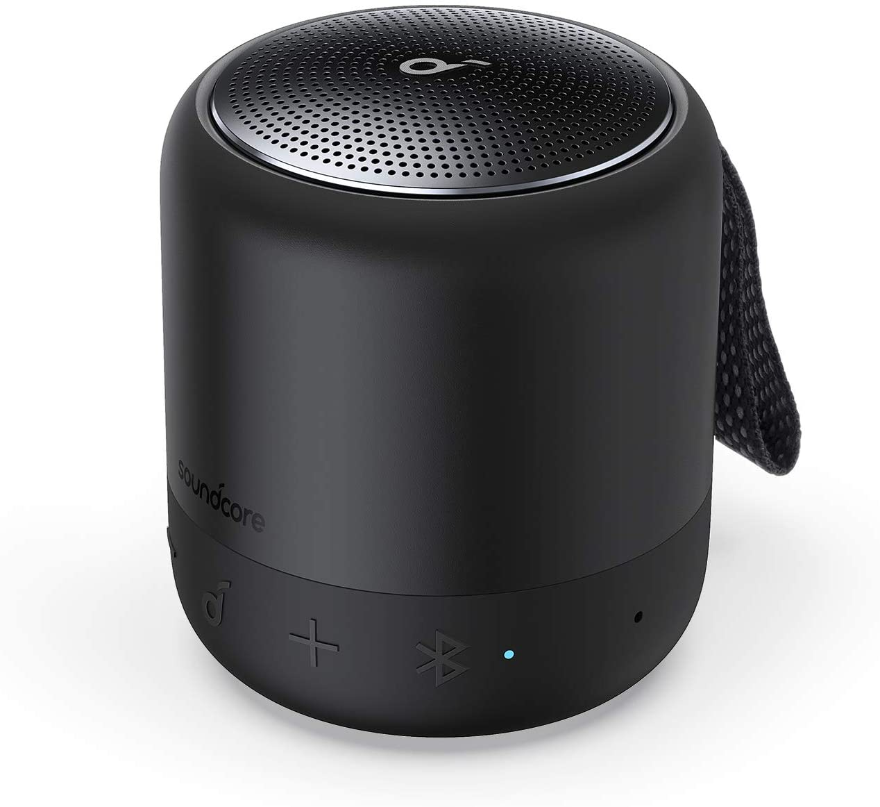 Anker Soundcore Mini 3 Bluetooth Speaker, BassUp and PartyCast Technology, USB