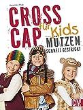 Cross Cap für Kids: Mützen schnell gestrickt