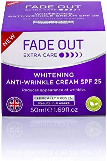 Fade Out Extra Care Whitening Anti-Wrinkle with SPF 25 Cream 50ml