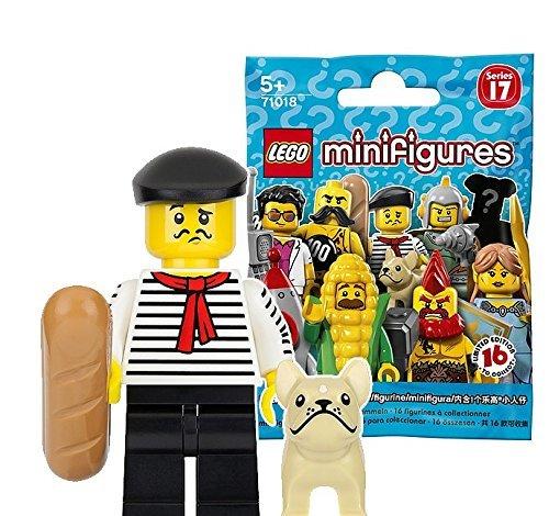 レゴ(LEGO) ミニフィギュア シリーズ17 コノサー 未開封品 |LEGO Minifigures Series17 Connoisseur 【71018-9】