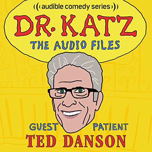 Ep. 6: Ted Danson cover art