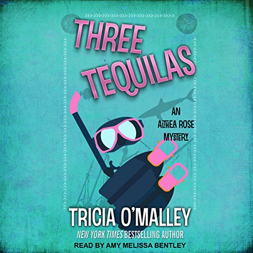 Three Tequilas audiobook cover art