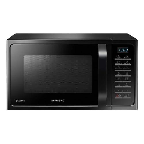 Samsung 28 L Convection Microwave Oven (MC28H5025VK, Black)