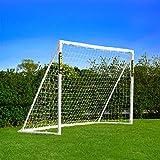 FORZA Football Goals - Complete Range - Locking, Match, Steel42 and Alu60 Football Goals (3m x 2m FORZA Goal, Locking)