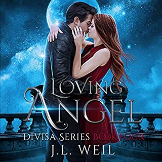 Loving Angel audiobook cover art