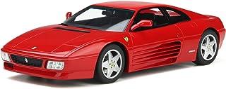 GT-SPIRIT 1/18 FERRARI 348 GTB 1993 RED GT331
