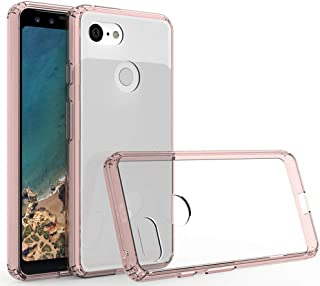 Yiakeng Google Pixel 3 Case, Waterproof Wallet Slim Soft Protection Phone Cases for Google Pixel 3 (Rose Gold)