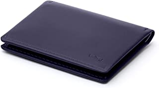 Bellroy Leather Slim Sleeve Wallet Navy