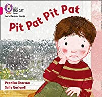 Pit Pat Pit Pat: Band 01a/Pink a (Collins Big Cat Phonics for Letters and Sounds)