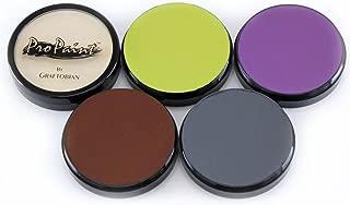 Graftobian ProPaint - 5 Creepy Colors Set