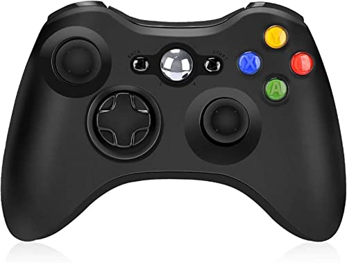 Wireless Controller for Xbox 360, Wireless Controller Remote 2.4GHz Game Controller Gamepad Joystick for Xbox/Slim 36...