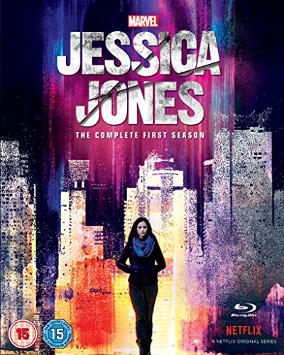 Marvel's Jessica Jones - Season 1 [Italia] [Blu-ray]