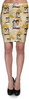 Rainbow Rules Magic Carpet Flight Aladdin Disney Inspired Bodycon Skirt