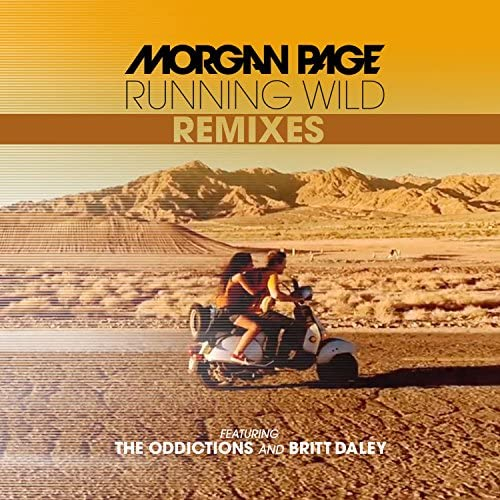 Morgan Page feat. Britt Daley & The Oddictions