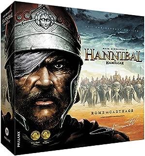 Phalanx Hannibal and Hamilcar: Rome vs. Carthage Board Game