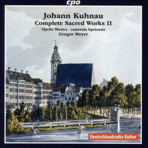 Sämtliche Geistlichen Werke Vol.2