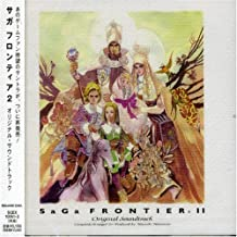 Saga Frontier 2 by Imports (2006-02-01)