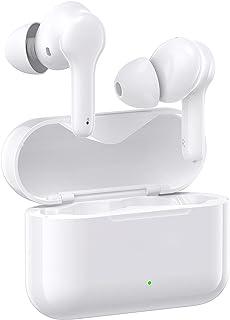 Auriculares inalámbricos, Auriculares Bluetooth 5.0 en la Oreja Auriculares estéreo inalámbricos Verdaderos, Tiempo de rep...