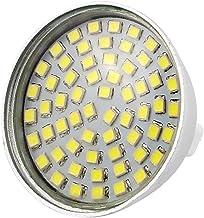 X-DREE 220V-240V 6W MR16 2835 SMD 60 LEDs LED Bulb Light Spotlight Lamp Energy Saving White (4dae9895-a222-11e9-8d7c-4cedf...