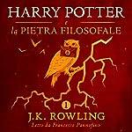 Harry Potter e la pietra filosofale (Harry Potter 1) copertina