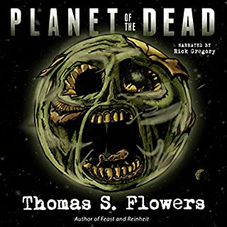 Planet of the Dead audiobook cover art