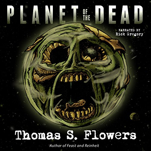 Planet of the Dead cover art