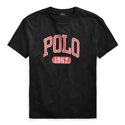 Polo Ralph Lauren Big & Tall Big Tall Jersey T-Shirt (Polo Black) Men