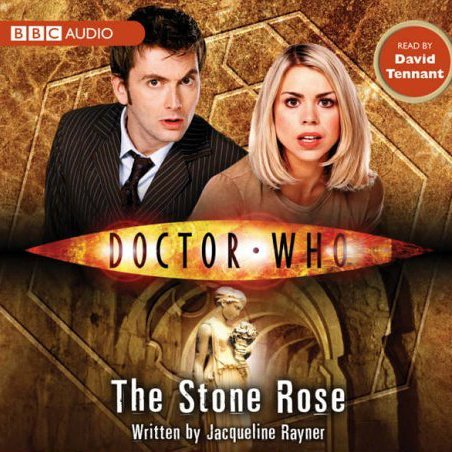Doctor Who: The Stone Rose audiobook cover art